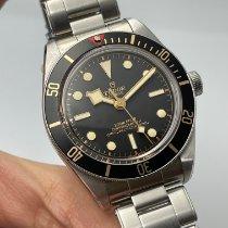 Tudor Black Bay Fifty-Eight Steel 39mm Black No numerals Malaysia
