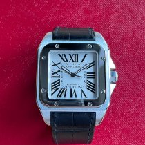 Cartier Steel 38mm Automatic W20073X8 pre-owned Malaysia
