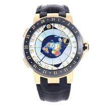 Ulysse Nardin Moonstruck Pозовое золото 46mm Синий