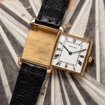 Cartier Steel Manual winding Tank (submodel) pre-owned Malaysia