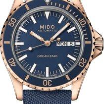 Mido Ocean Star Stal