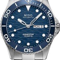 Mido M0424301104100 Stal Ocean Star nowość