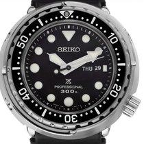 Seiko Marinemaster Steel 48mm Black