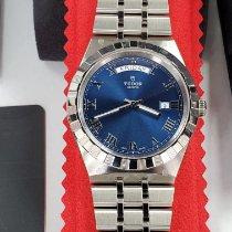 Tudor Royal Steel 41mm Blue Roman numerals United States of America, California, Los Angeles
