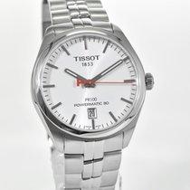 Tissot PR 100 Stahl 39mm Silber Deutschland, Teuschnitz