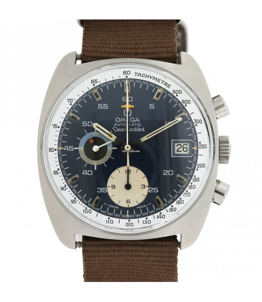 Omega Seamaster 176.007 1972 tweedehands
