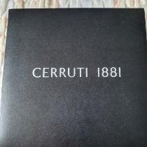Cerruti Steel Manual winding pre-owned