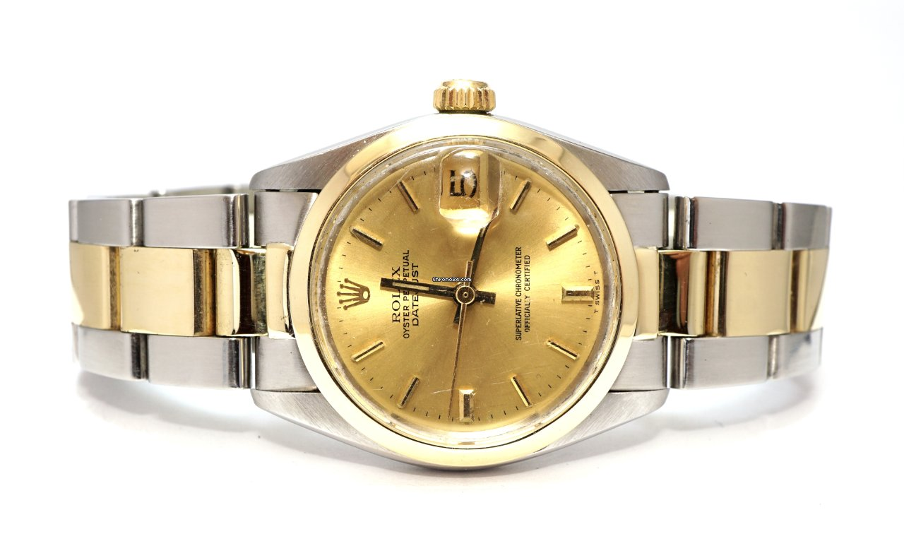 Rolex (ロレックス) Datejust 6824 1976 中古