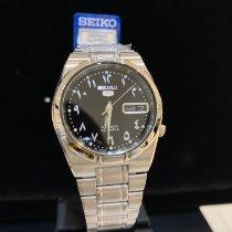 Seiko Steel 35mm Automatic snk063j5 Arabic dial new UAE, Deira