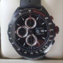 TAG Heuer Formula 1 Calibre 16 Céramique Noir Sans chiffres France, TREDREZ LOCQUEMEAU