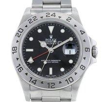 Rolex 16570 Stahl 1994 Explorer II 40mm gebraucht