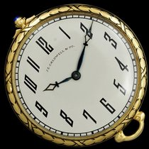 Vacheron Constantin Watch pre-owned 1915 Yellow gold Arabic numerals Watch only