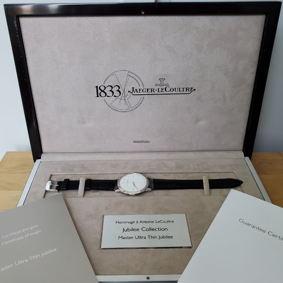 Jaeger-LeCoultre Master Ultra Thin Q1296520 2013 new