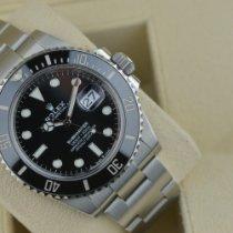 Rolex Submariner Date 126610LN Sehr gut Stahl 41mm Automatik