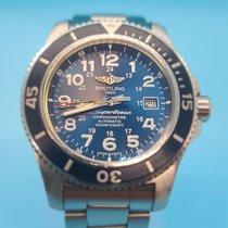 Breitling Superocean II 44 Steel 44mm Blue Arabic numerals United States of America, Virginia, Fredericksburg
