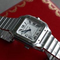 Cartier Santos (submodel) WSSA0029 Bardzo dobry Stal 35.1mm Automatyczny Polska, Warszawa