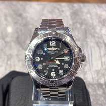 Breitling Steel 41mm Automatic A17380 pre-owned Australia, Brisbane