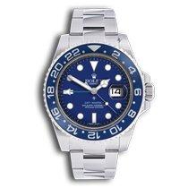 Rolex GMT-Master II Steel 40mm Blue