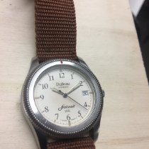 Dufeau Steel 38mm Automatic SR223-56 pre-owned