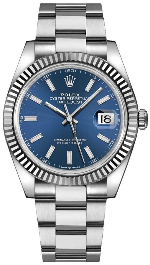 Rolex Datejust 126334 2021 new
