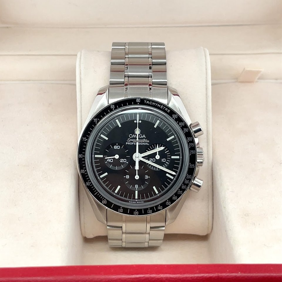 Omega Speedmaster Professional Moonwatch 3573.50.00 2009 pre-owned