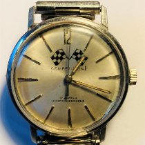 Benrus Steel 33mm Manual winding pre-owned United States of America, California, Chula Vista