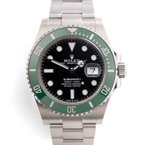 Rolex Submariner Date 126610lv New Steel 41mm Automatic