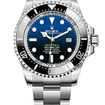 Rolex Sea-Dweller Deepsea new 2021 Automatic Watch with original box and original papers 126660