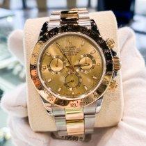 Rolex Daytona Gold/Steel 40mm Gold No numerals United States of America, Texas, Houston