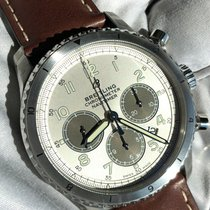 Breitling Navitimer 8 Steel 43mm Silver United States of America, Texas, Frisco
