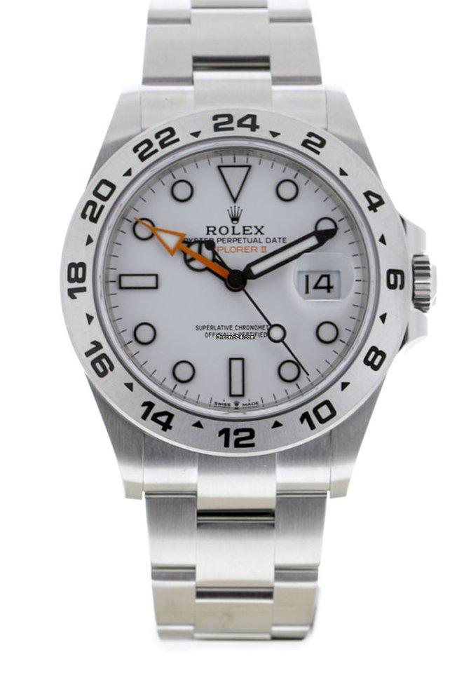 Rolex Explorer II 226570 2021 nové