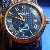 Raymond Weil Rose gold 39mm Automatic 2838-pc5-00209 new United States of America, California, Yucca Valley