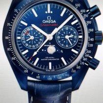 Omega 311.92.44.51.01.003 Keramiek 2021 Speedmaster Professional Moonwatch 44mm nieuw
