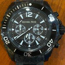 Michael Kors Steel 50mm Quartz Black PVD dive watch pre-owned United States of America, Arizona, Scottsdale