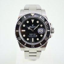 Rolex Submariner Date 116610LN Meget god Stål 40mm Automatisk