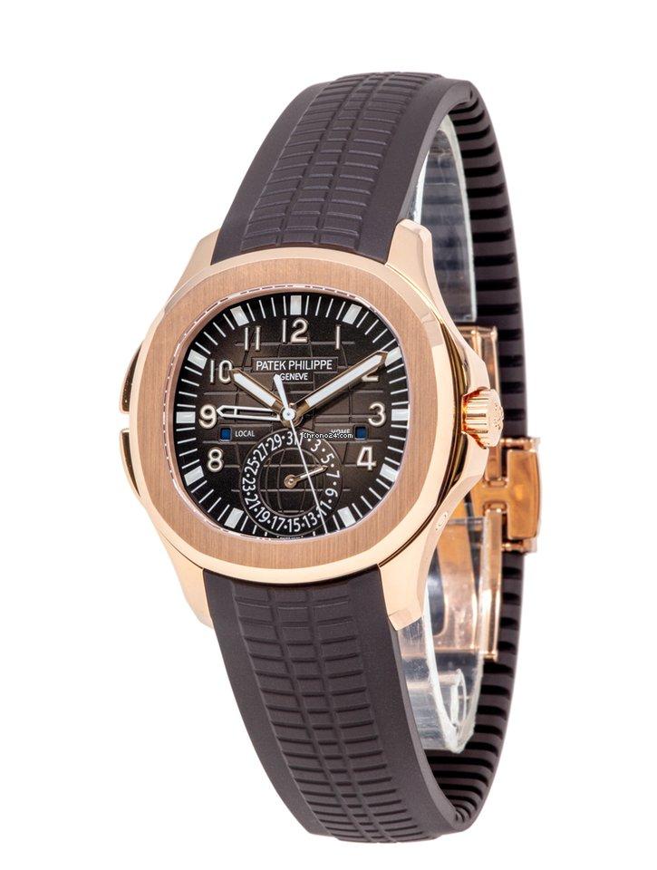Patek Philippe Aquanaut 5164R-001 2021 new