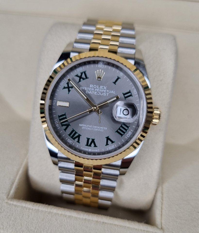 Rolex Datejust 126233 2021 new