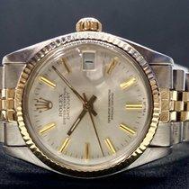 Rolex Datejust 31 Oro/Acciaio 31mm Champagne Senza numeri Italia, San Giovanni Valdarno