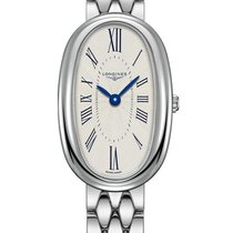 Longines Symphonette Steel 18mm White Roman numerals United States of America, New Jersey, Somerset