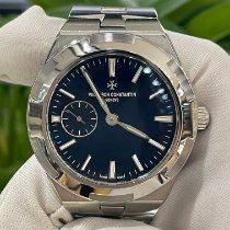 Vacheron Constantin Overseas Steel 37mm Blue No numerals