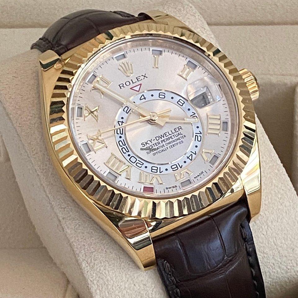 Rolex Sky-Dweller 326138 2021 nou