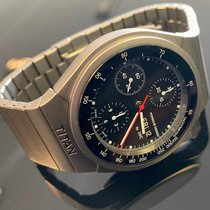 IWC Porsche Design Titanium 42mm Black No numerals United Kingdom, Hampton Court