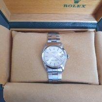 Rolex Oyster Perpetual Date Acier 34mm Argent Sans chiffres France, Massy