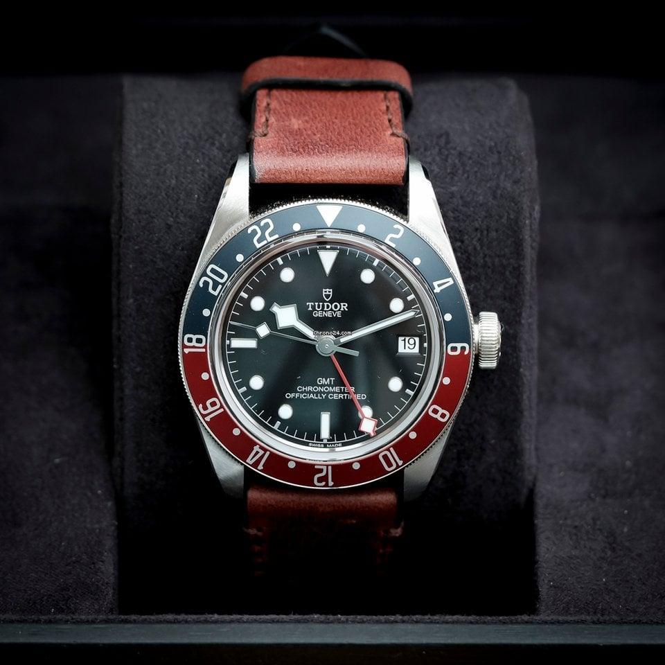 Tudor Black Bay GMT M79830RB-0002 2019 pre-owned