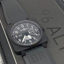 Bell & Ross BR 01-96 Grande Date Steel 45mm Black United States of America, Nevada, LAS VEGAS