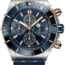 Breitling Chronomat 44 U19320161C1S1 Neu Gold/Stahl 44mm Automatik