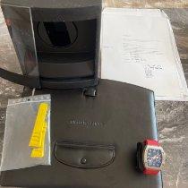 Richard Mille RM 005 Титан 38mm Черный Aрабские