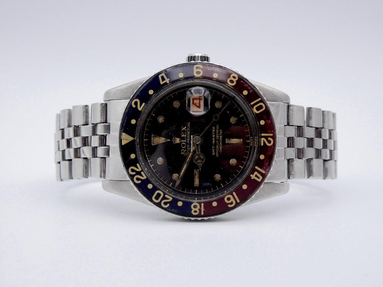 Rolex GMT-Master 6542 1959 tweedehands