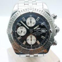 Breitling Chronomat Evolution A13356 Foarte bună Otel 44mm Atomat