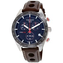 Tissot PRS 516 Steel 42mm Blue United States of America, New Jersey, Somerset